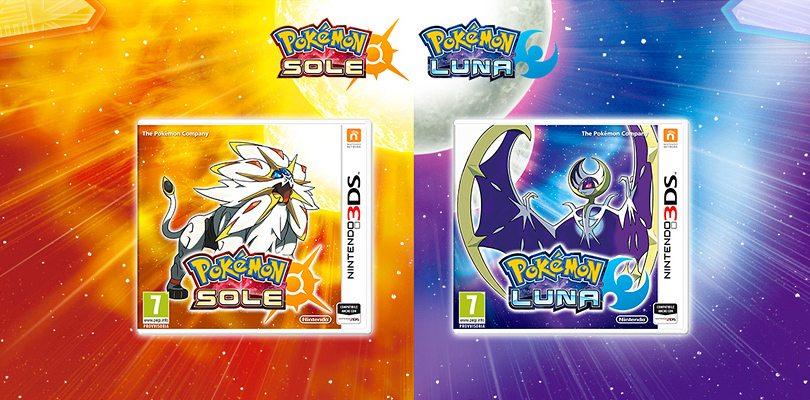 Pokémon Sole e Luna preordinabili all'Unieuro della Milan Games Week ad un prezzo eccezionale!