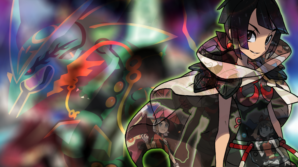 Lyris e Rayquaza saranno i protagonisti del terzo evento leggendario di Pokémon Masters.