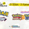 I Pokémon invadono il Lucca Comics & Games 2016!