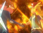 """Riassunto di XYZ046: """"Addio, Greninja Forma Ash! Il Ritorno di Xante!!"""""""