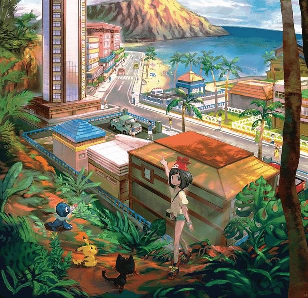 Pokémon-sole-e-luna-artwork