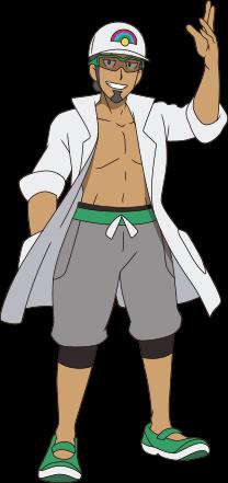 Il Professor Kukui approderà su Pokémon Masters.