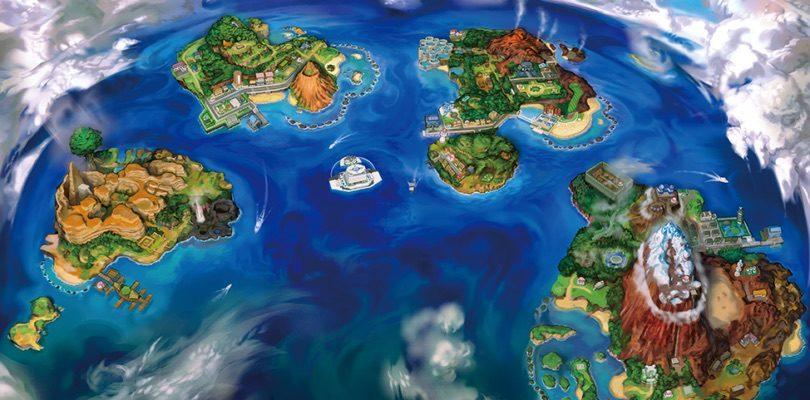 Trapelati tutti i nuovi Pokémon! Ecco il Pokédex di Alola!