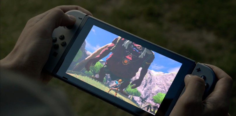 Svelati i titoli di lancio per Nintendo Switch?