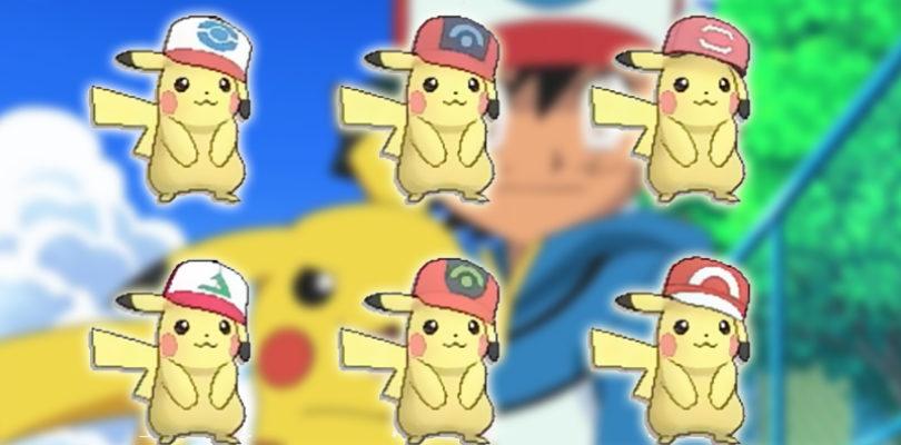 Svelati i dettagli sulla distribuzione giapponese del Pikachu col berretto di Ash