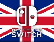 I rivenditori britannici dicono la loro su Nintendo Switch!