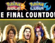 Segui i nuovi annunci di Pokémon Sole e Luna con Cydonia!