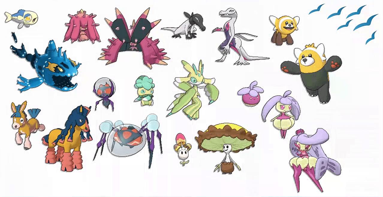 I contenuti di Crow - Page 12 - Pokémon Millennium Forum