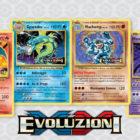 Svelate tre nuove carte dell'espansione XY – Evoluzioni e le rispettive carte prerelease!
