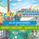 Pokémon Millennium e Cydonia ti aspettano al Giocomix di Cagliari il 26 e 27 novembre!