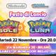 La grande festa di lancio di Pokémon Sole e Luna ti aspetta a Milano il 22 novembre!