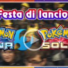 Ecco il video della festa di lancio di Pokémon Sole e Luna!