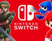Nintendo Switch avrà Splatoon e Super Mario al lancio, Zelda rinviato?