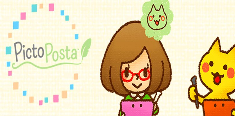 Comunica coi tuoi amici attraverso una nuova applicazione per Nintendo 3DS: Pictoposta!