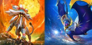 Pokémon-sole-e-luna-solgaleo-e-lunala-collezione-alola