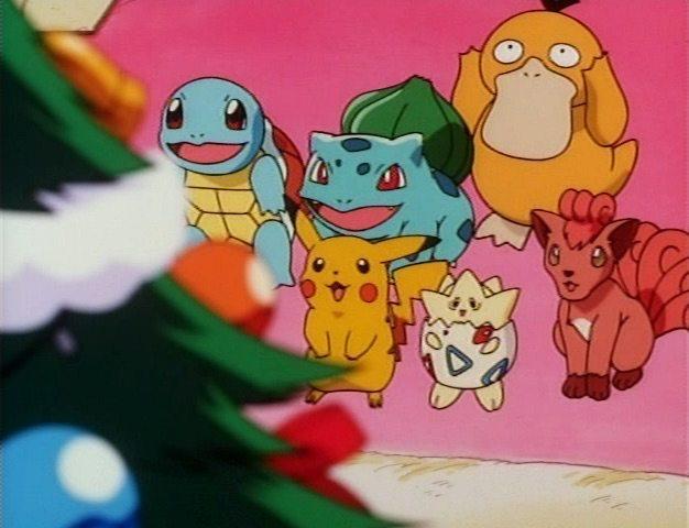 Cortometraggio di Natale 01 - Natale con i Pokémon