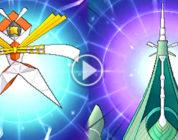 Un trailer inedito di Pokémon Sole e Luna mostra ufficialmente due nuove Ultracreature!