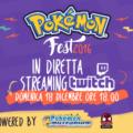 Segui il Pokémon Fest in diretta streaming: domenica 18 dicembre alle 18.00!