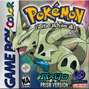 Pokémon Prism boxart