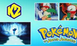Pokémon – The Johto Journeys su K2 dal 23 dicembre!