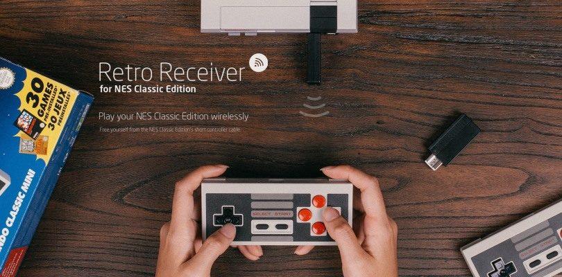 Presto disponibile il controller wireless per Nintendo Classic Mini NES!