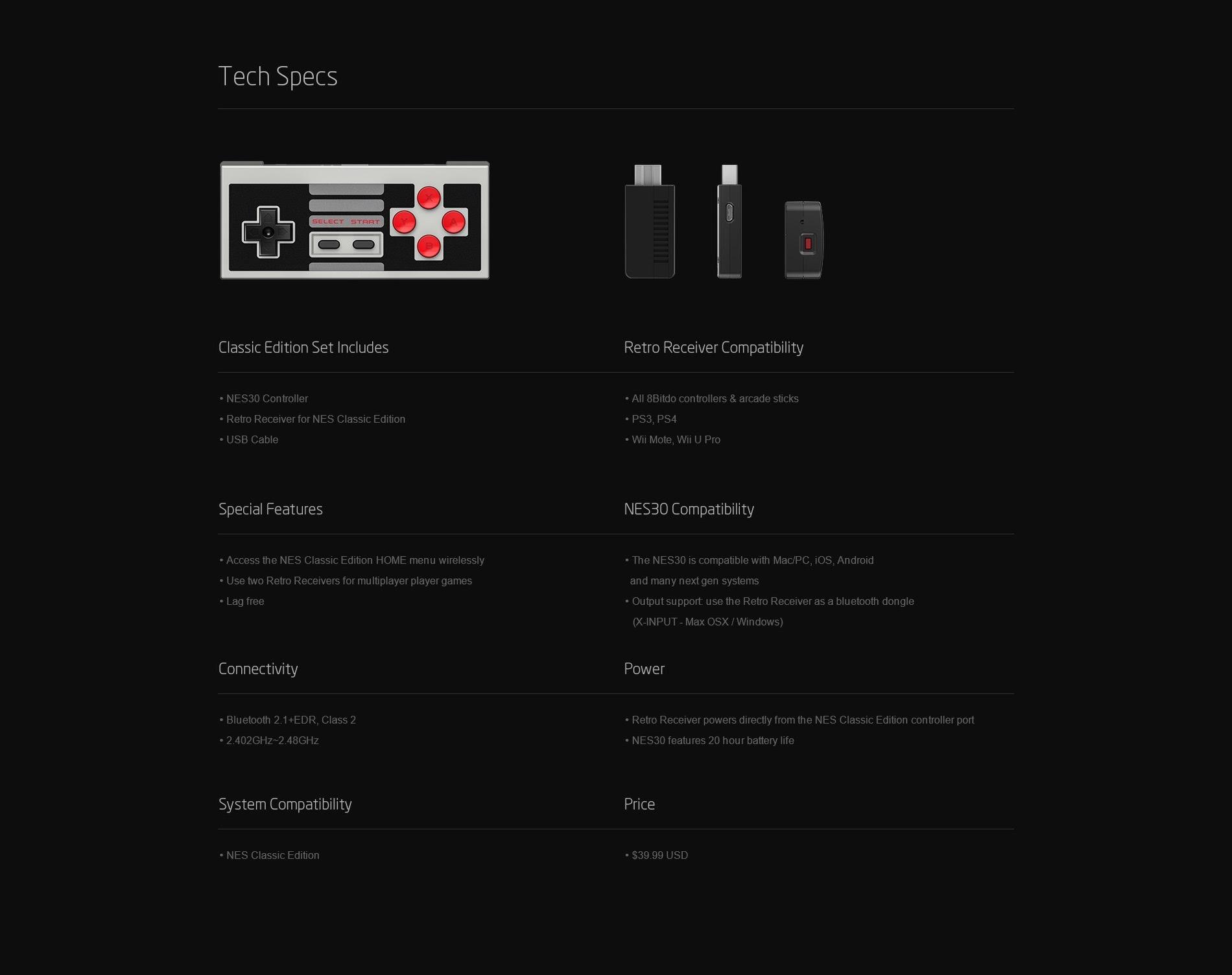 specifiche-controller-wireless-nintendo-classic-mini-nes