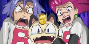 12esimo episodio di Pokémon Sole e Luna - Team Rocket