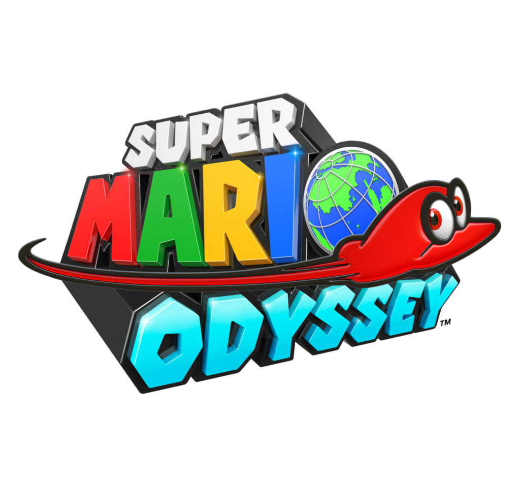 Logo Super Mario Odyssey