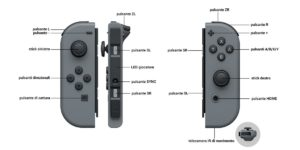 Nintedo Switch Joy-Con