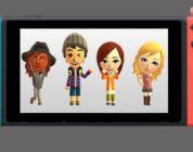 Nintendo Switch: fino a 8 account per console e ritorno dei Mii!