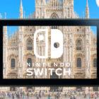 Sarà possibile provare Nintendo Switch dal 1° febbraio a Milano!
