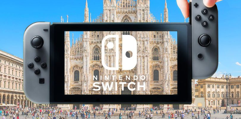 Nintendo Switch Milano