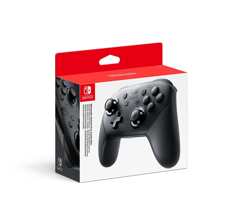 Nintendo Switch Pro Controller confezione