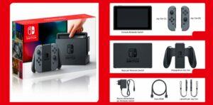 Nintendo Switch caratteristiche