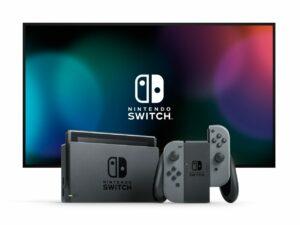 Nintendo Switch immagine