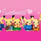 Nuovi fantastici peluche approdano sul Pokémon Center Online!