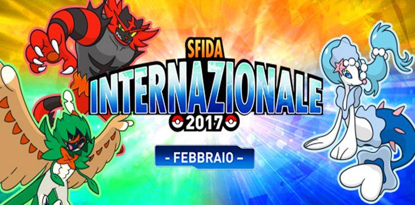 Sfida Internazionale di febbraio 2017 Pokémon Sole e Luna