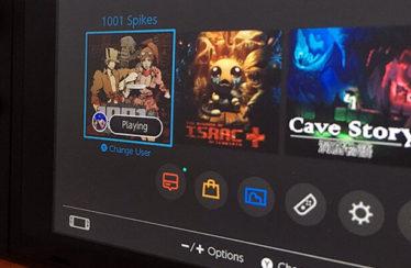 Svelate per errore nuove informazioni sull'interfaccia di Nintendo Switch?