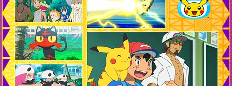 La serie animata Pokémon Sole e Luna arriva in streaming gratuito sulla TV Pokémon!