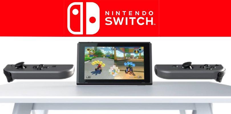 Trailer Nintendo Switch