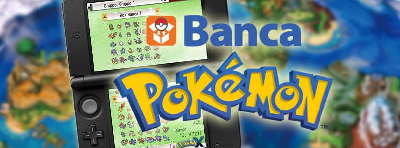 Ecco come funzionerà la nuova Banca Pokémon!