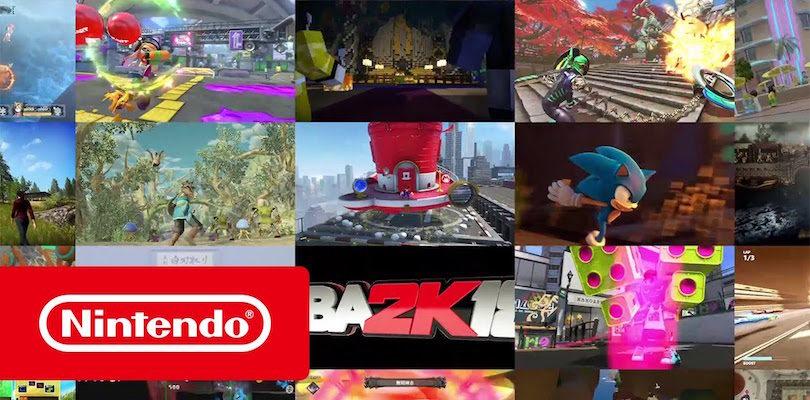 Oltre 80 titoli in sviluppo su Switch, nuovi annunci nelle prossime settimane?