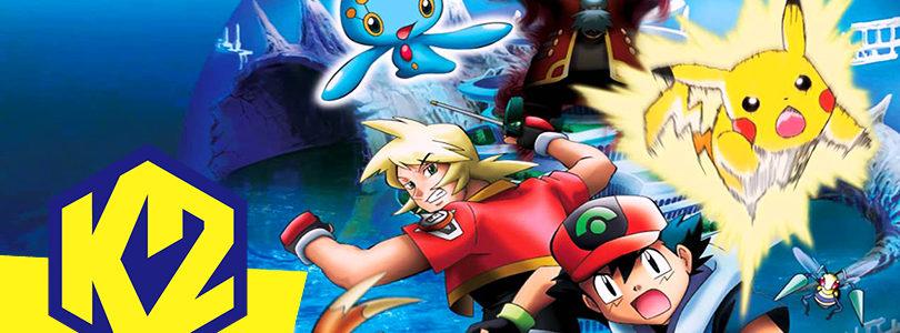 Pokémon Ranger e il Tempio del Mare in arrivo il 23 gennaio su K2!