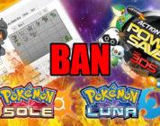 Svelati i veri motivi dei recenti ban di Pokémon Sole e Luna!