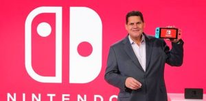reggie nintendo switch
