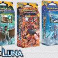 Sono già disponibili i mazzi tematici dell'espansione Sole e Luna!
