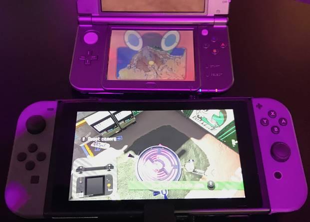 Ecco Nuovi Confronti Tra Nintendo Switch Ed Altri