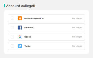 Account Nintendo collegare NNID 2