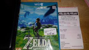 Breath of the Wild Wii U Media Markt