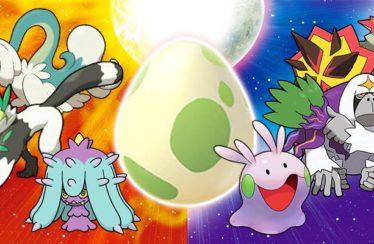 Annunciata la distribuzione di uova per Pokémon Sole e Luna in Giappone!